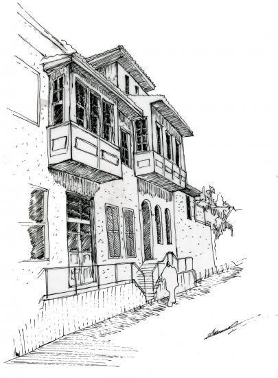 Maison d'Antalya