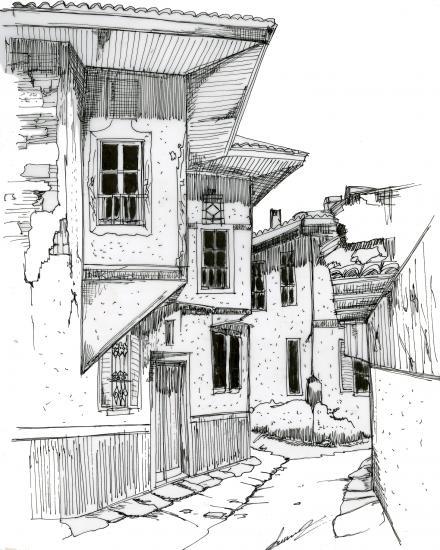 Maison à Bursa