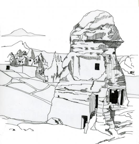 Kapadokya - La cappadoce