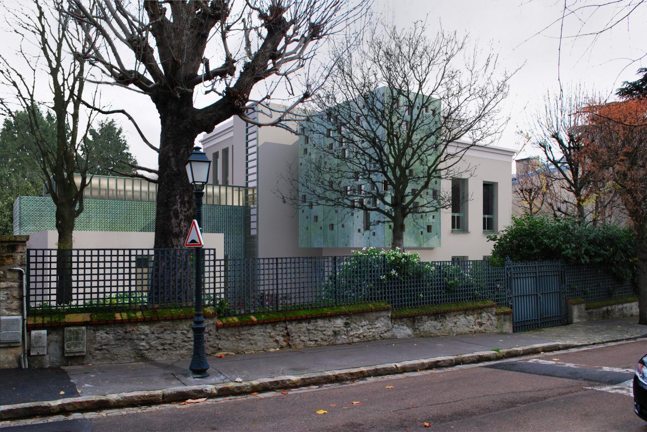 Villa Moontmorency - Parvilmont Paris 16